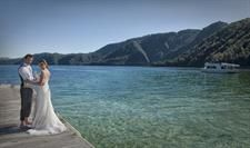 Wedding 10 Lakes Lodge Wilderness Retreat