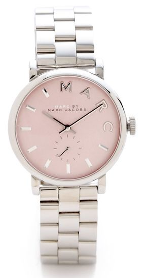 pretty Marc Jacobs watch http://rstyle.me/n/ezhxapdpe