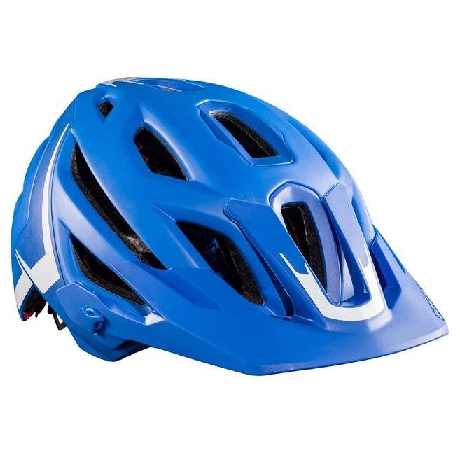 #casco #ciclismo #Trail #LaBicicleta Bontrager Lithos MTB Helmet - Blue