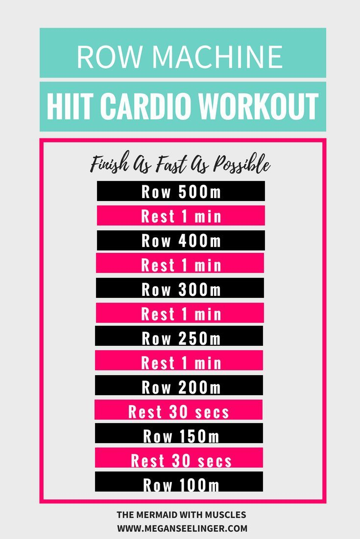 5 Simple Ways To Make Cardio Easier at The Gym | The Mermaid with