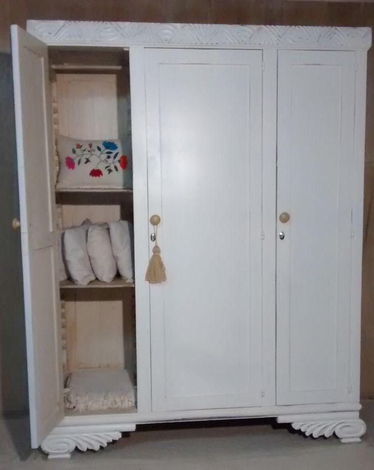 M s de 1000 ideas sobre muebles decapados en pinterest for Muebles pintados a rayas