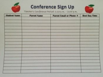 Parent Sign In Sheet Printable Coles Thecolossus Co