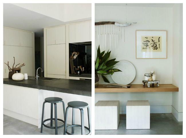 australian beach house: White Cottage, Happy Plac