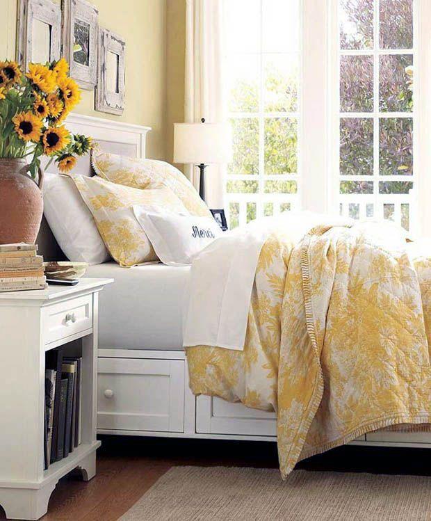 Top White Bedroom Furniture Set Uk For Your Home Yellow Bedroom Decor Yellow Bedroom Walls Yellow Bedroom