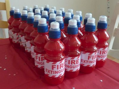 a lot of neat ideas for fireman party. Find all the partysupplies at www.partyweb,us