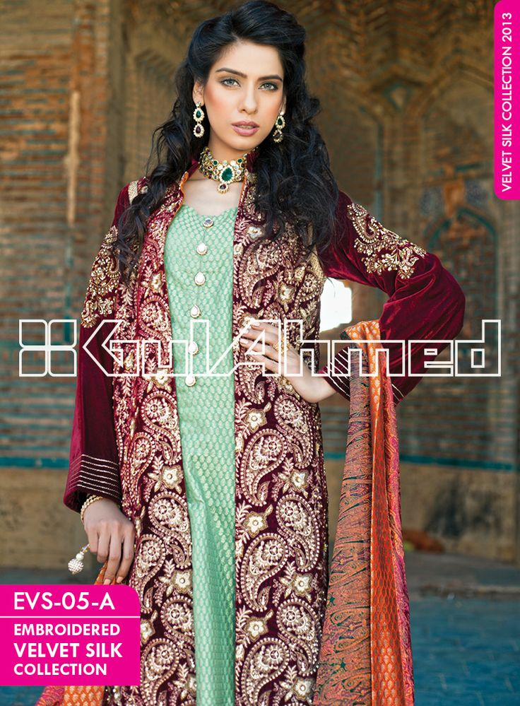Ladies coats styles in pakistan