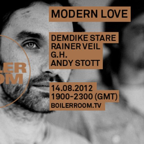 Andy Stott live in the Boiler Room by BOILER ROOM by BOILER ROOM, via SoundCloud