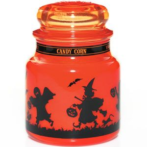 Yankee Candle - Halloween Housewarmer Jar (Candy Corn)