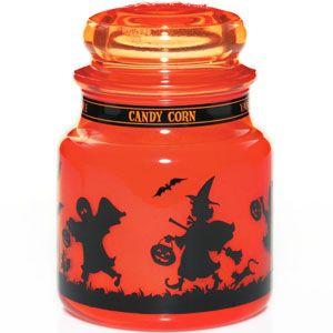 Yankee Candle Halloween Housewarmer Jar (Candy Corn)