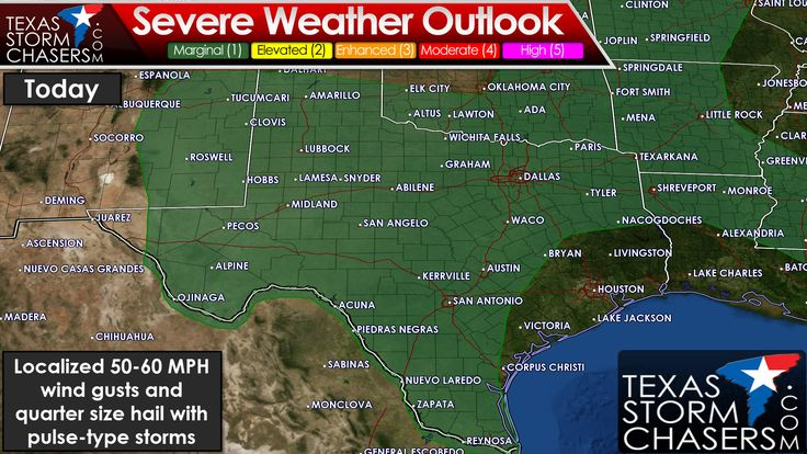 Flash Flood Watches are now in effect for Texoma, Big Country, Concho Valley, Hill Country, South-Central Texas, Central Texas, and North Texas through Thursday (but will be extended through Friday at least). I expect East and Southeast Texas will be put under a flash flood watch later today for the same timeframe. Isolated severe storms possible this week but the potential for multi-inch rains and more flooding is the most pressing concern. We've got the latest forecast as o
