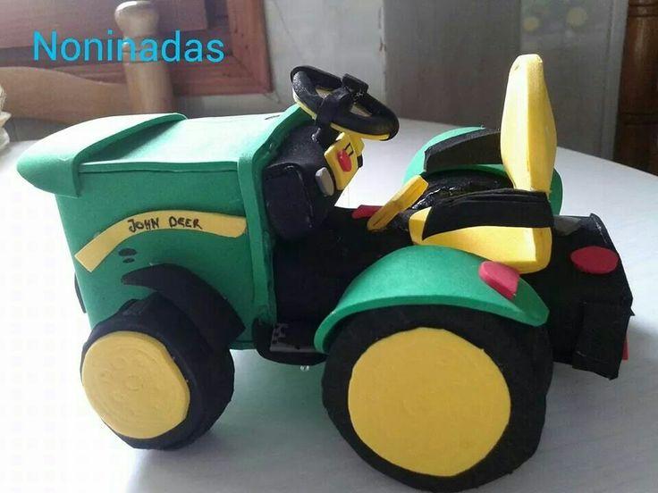 Tractor  fofuchos