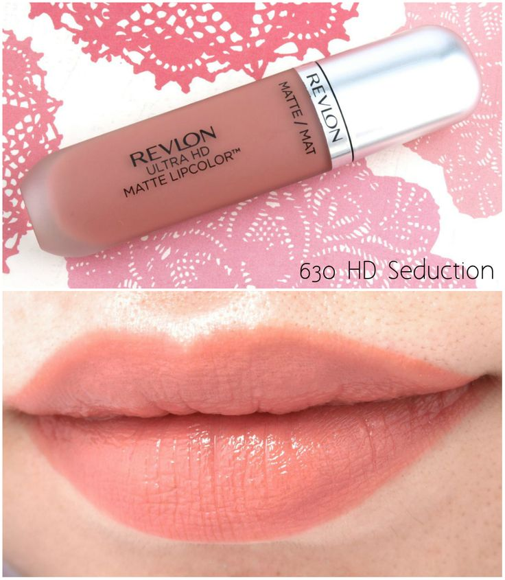 "The Happy Sloths: Revlon Ultra HD Matte Lipcolor in ""Passion"", ""Seduction"" & ""Temptation"": Review and Swatches"