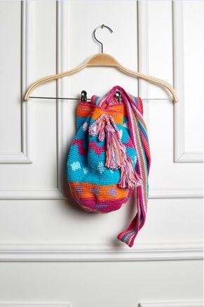 Wayuu Bag Rosa