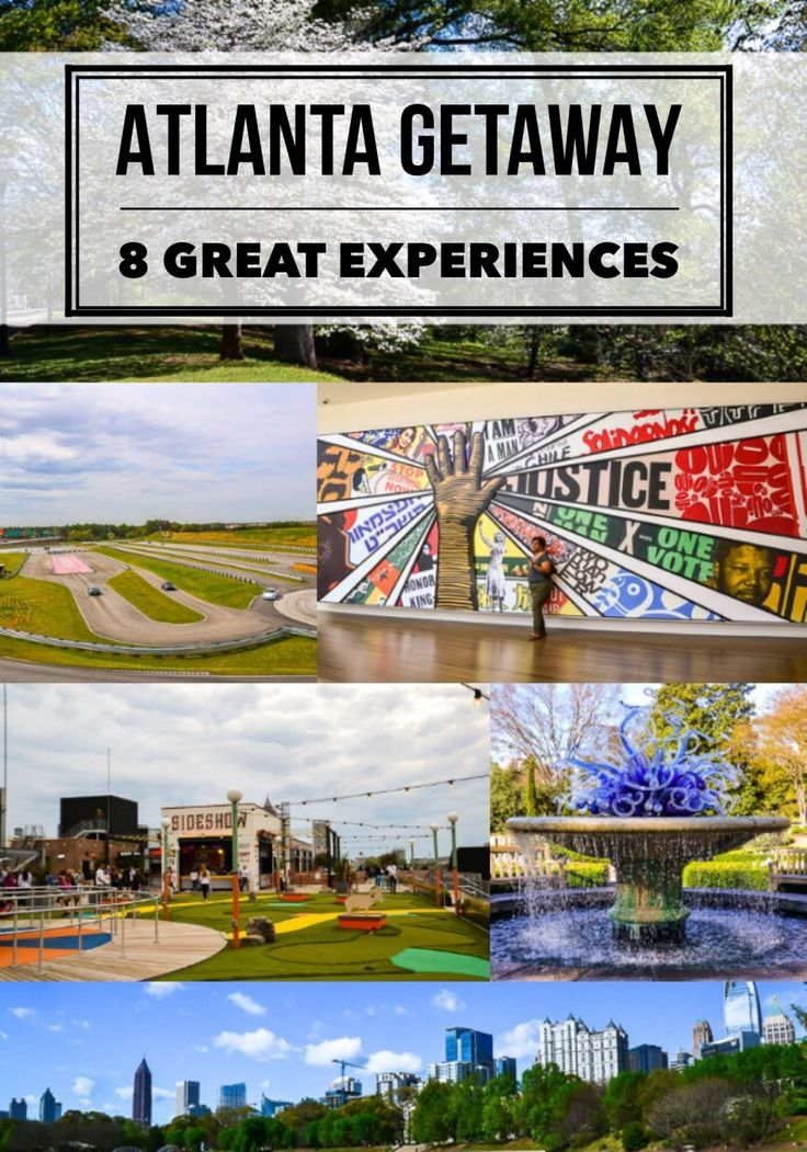 Atlanta, Georgia Travel | Museums, Porsche Experience | Botanical Garden | Restaurants