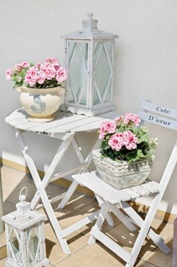 25 best ideas about bistro tables on pinterest french - Decoracion shabby chic vintage ...