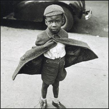 Butterfly boy (New York City, 1949) Paul Strand