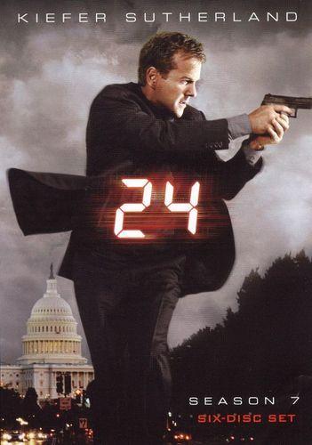 24: Season 7 [6 Discs] [DVD]