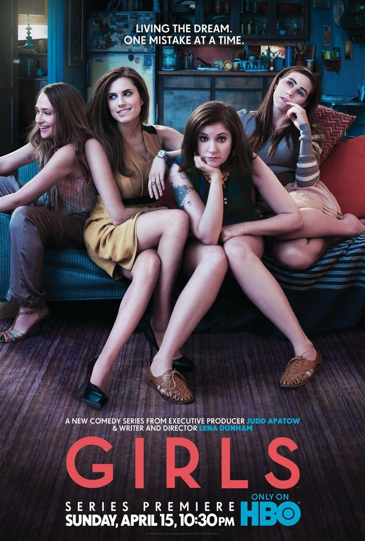 Girls - HBO (2012)