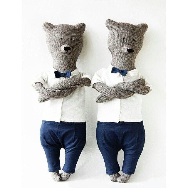 Bears Brothers #philomenakloss