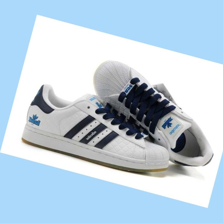 Mens Adidas Adicolor Shoes Blue/White,Fashionable and quality sports shoes  here just for you.