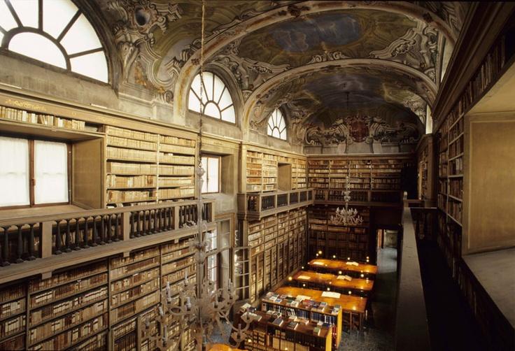 Biblioteca Queriniana | Turismo Brescia