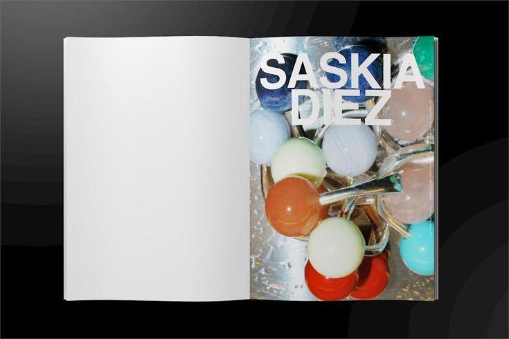 Bureau Mirko Borsche – Saskia Diez Print Advertising Campaign