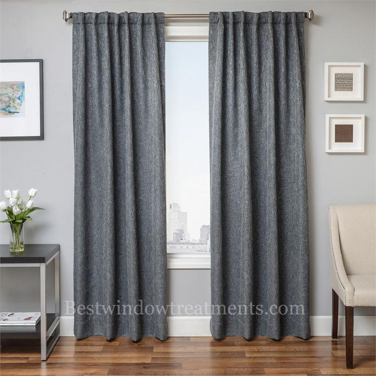 12 best blue curtain options images on pinterest