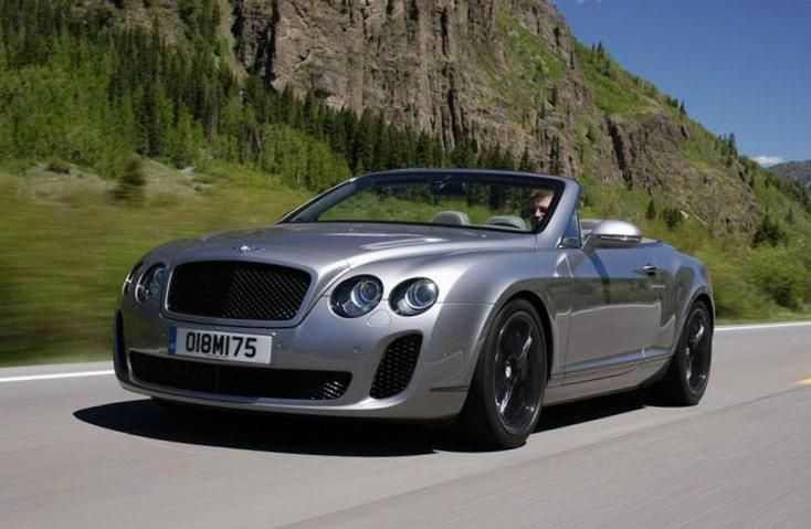 Continental Supersports Convertible Bentley price - http://autotras.com