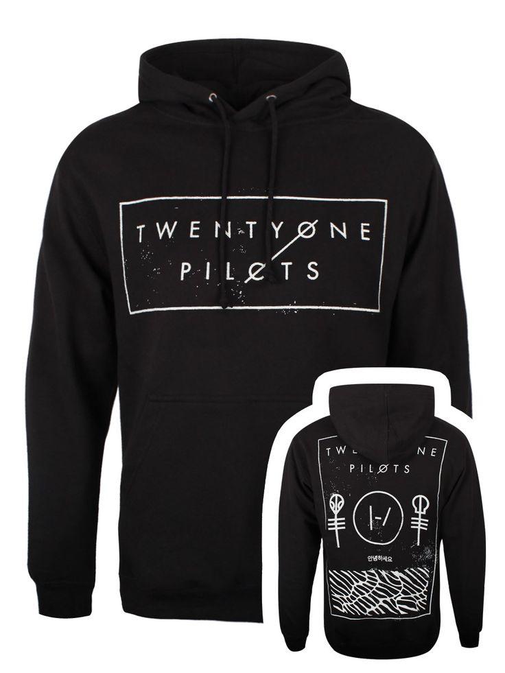 twenty one pilots hoodie - Google Search