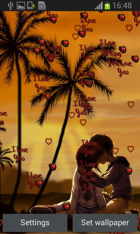 Love couple Live Wallpaper Apk : 33 best Live Wallpapers for Your Smart Phones and Tabs images on Pinterest Live wallpapers ...