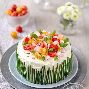 Sandwich Cake, facile à faire et ça en jette !!!!