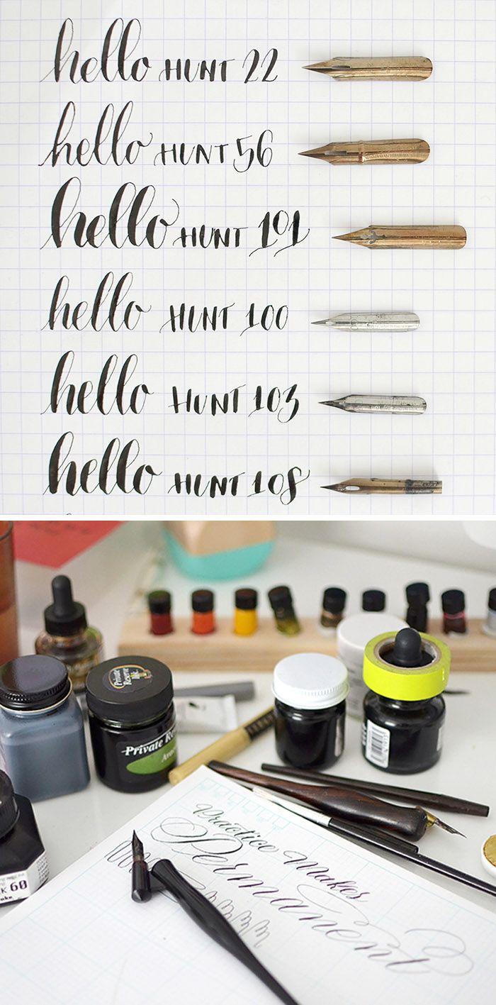 Best 25 Calligraphy Kit Ideas On Pinterest Basic