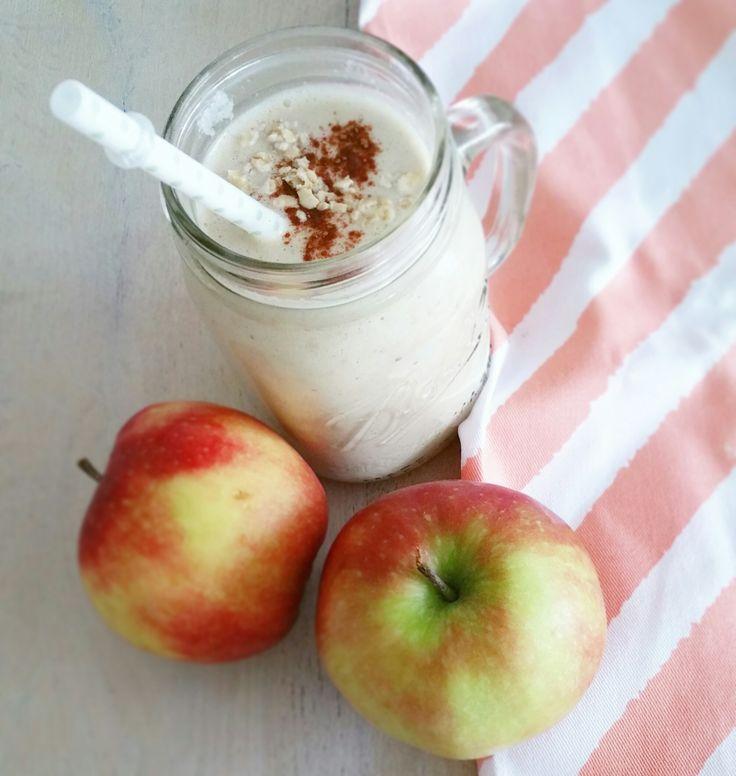 Appeltaart smoothie! | *Healthyfoodie*