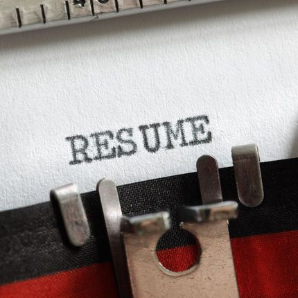 95 best Landing Your Dream Job Resume Help and Interview - interview resume
