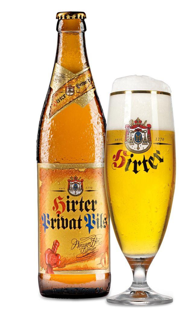 Hirter Privat Pils (Austria) - German Pilsener