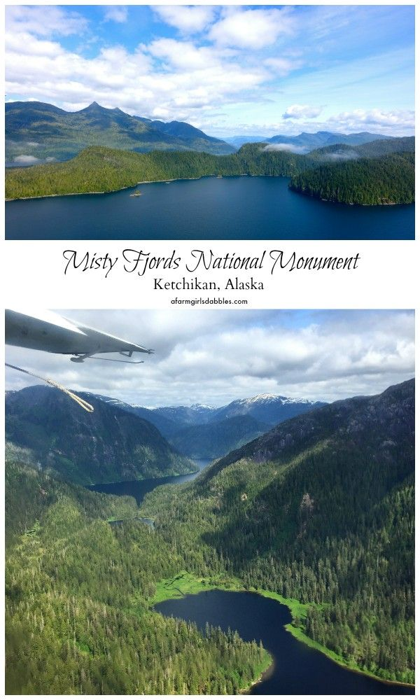 Misty Fjords National Monument - Ketchikan, Alaska - afarmgirlsdabbles.com #AFDtravel