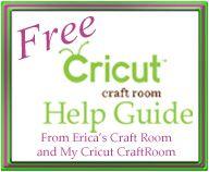 My Cricut Craft Room