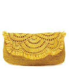Bolso de mano en ganchillo   -   Handbag Crochet