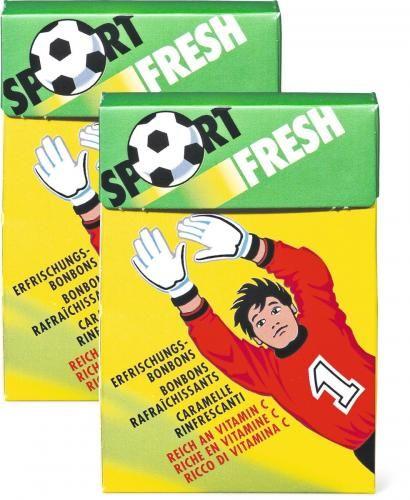 Migros Sport Fresh Bonbons