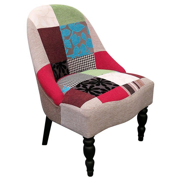 chaise eleven patchwork colors free chaise stokholm patchwork pieds bois lot de chaise design. Black Bedroom Furniture Sets. Home Design Ideas
