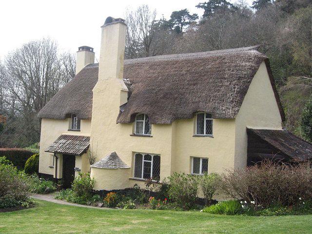 Somerset Cottage, South West England, UK