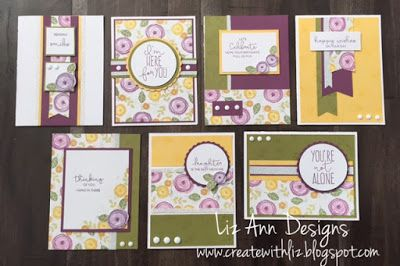 Liz Ann Designs and Independent Close to my Heart Consultant