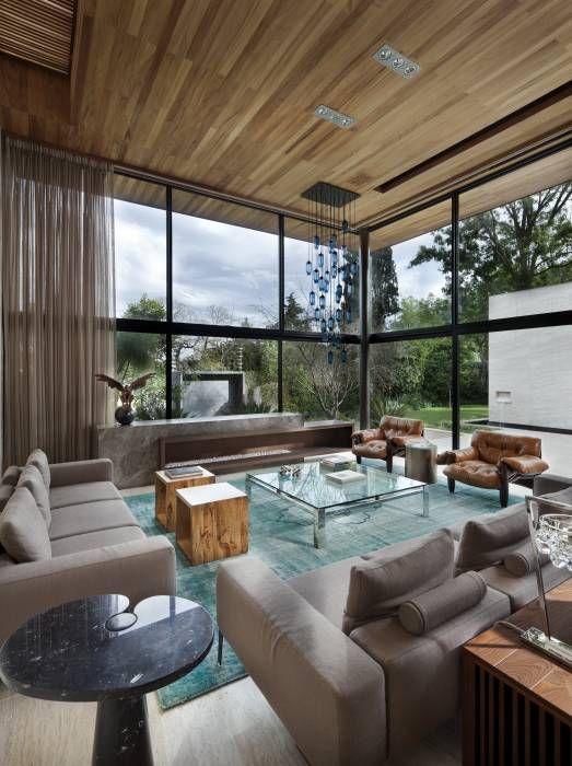 Moderne Wohnzimmer Bilder Von C Cbica Arquitectos