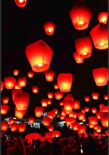 Lanterne Cinesi, un tocco di magia al vostro matrimonio The Wedding Italia