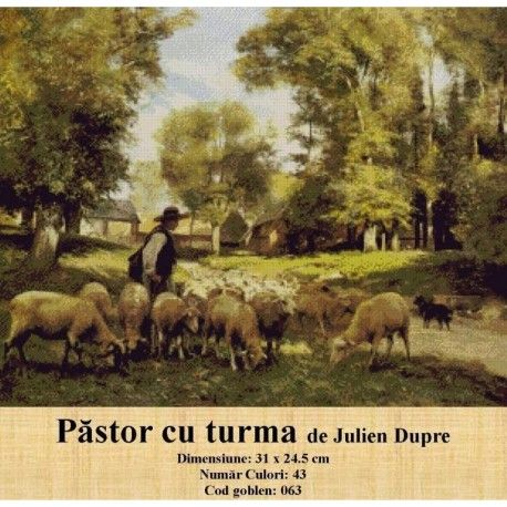 Set Goblen Pastor cu turma de Julien Dupre http://set-goblen.ro/portrete/3713-pastor-cu-turma-de-julien-dupre.html