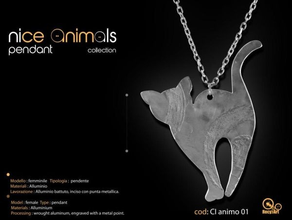 Pendente Nice Animals Collection. By Recykart