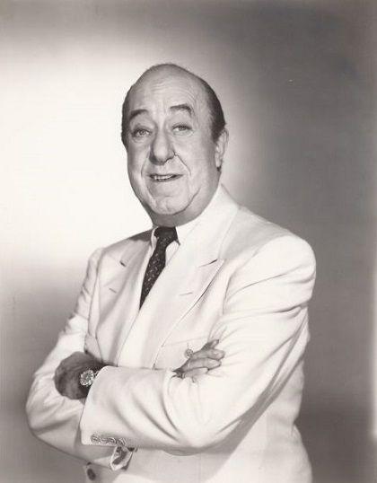 ED WYNN nee' ISAIAH EDWIN LEOPOLD 11-09-1886 til 06-19-1966 (79) AMERICAN ACTOR & COMEDIAN