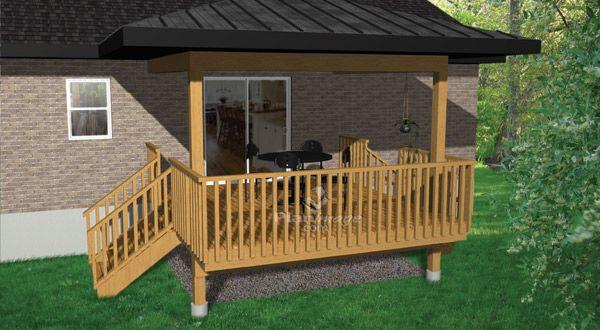 planimage profitez des plaisirs de l t avec vos convives gr ce cette terrasse sur lev e. Black Bedroom Furniture Sets. Home Design Ideas