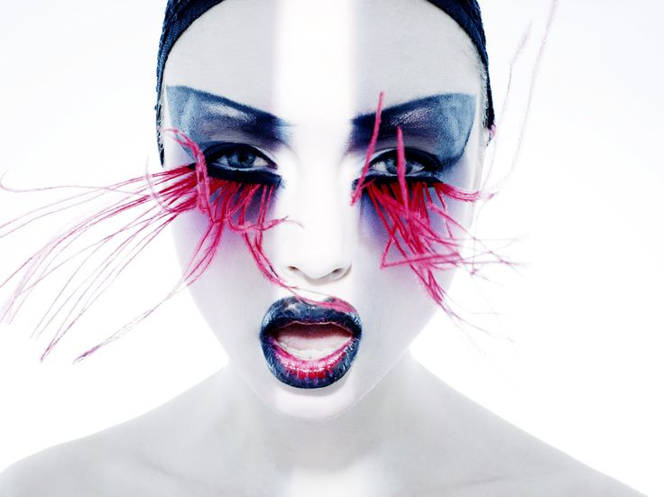 Portfolio   Beauty «  RANKIN