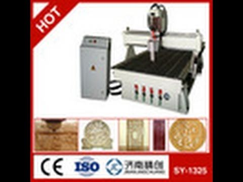 China 3d Cnc Wood Milling Machine , 1325 Cnc Router Machine , Heavy Duty...